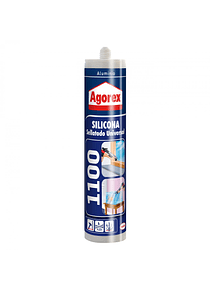 AGOREX SILICONA FT 300ML #101 BLANCO HENKEL