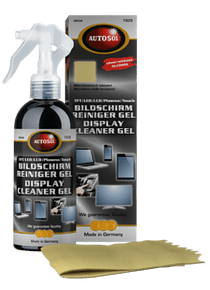 SCREEN CLEANER GEL 250ML AUTOSOL