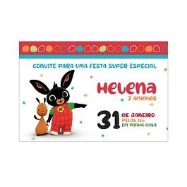 Convites Coelho Bing
