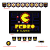 Kit Festa Pac-Man