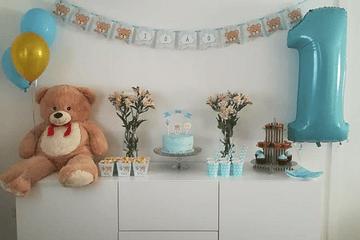 O que comer numa festa de aniversário?