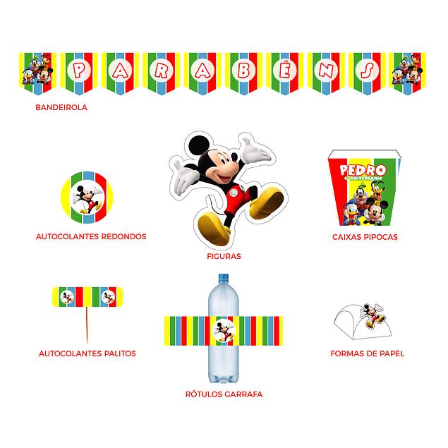 Produtos Festa Casa Mickey 1