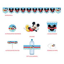 Produtos Festa Mickey Estrela