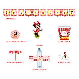 Produtos Festa Mickey & Minnie