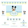 Kit Festa Mickey Pastel