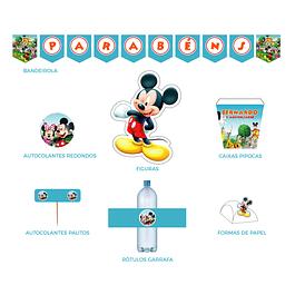 Produtos Festa Mickey Aventuras