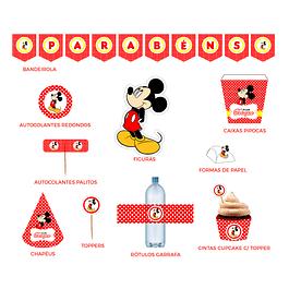 Produtos Festa Mickey