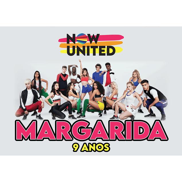 Produtos Festa Now United