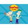 Produtos Festa Phineas e Ferb