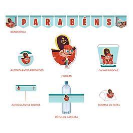 Produtos Festa Piratas Ahoy