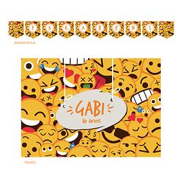 Kit Festa Emojis
