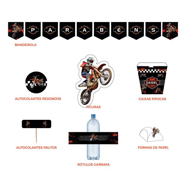 Produtos Festa KTM