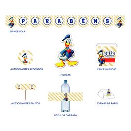 Produtos Festa Pato Donald