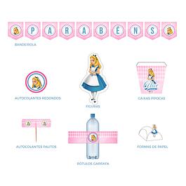 Produtos Festa Alice