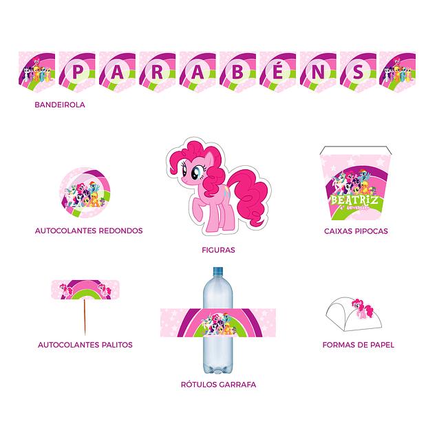 Produtos Festa My Little Pony