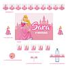 Kit Festa Princesa Aurora