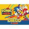 Produtos Festa Sonic Mania