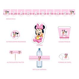 Produtos Festa Minnie Bebé 2