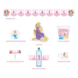 Produtos Festa Princesas Disney