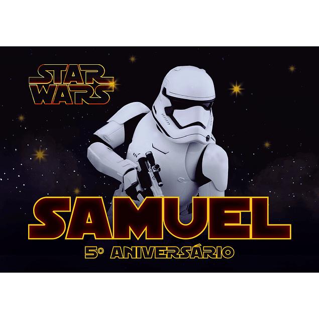 Produtos Festa Star Wars II