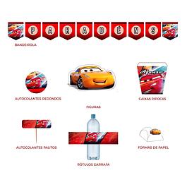 Produtos Festa Cars