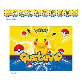 Kit Festa Pikachu