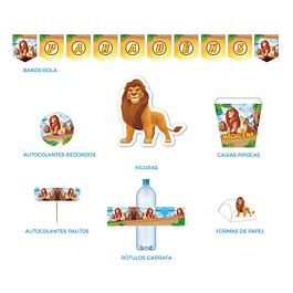 Produtos Festa Rei Leão