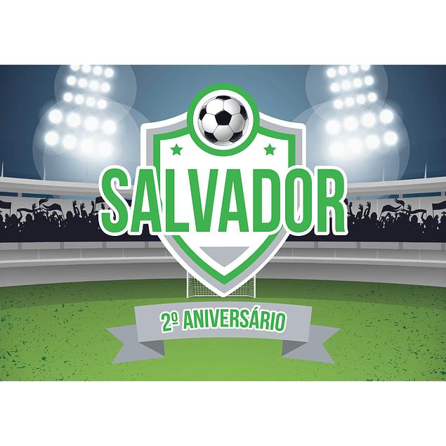 Produtos Festa Futebol Verde