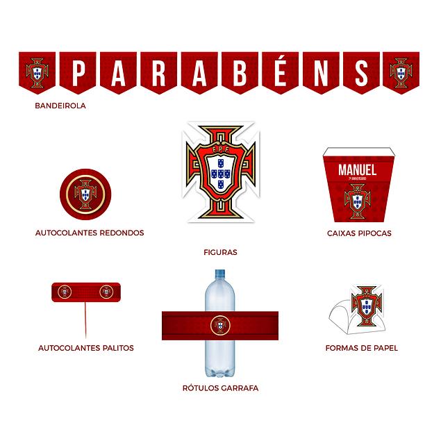 Produtos Festa Seleção Nacional