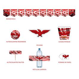 Produtos Festa Benfica
