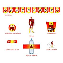 Produtos Festa Flash