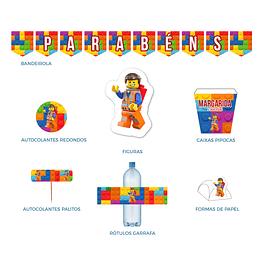 Produtos Festa Legos