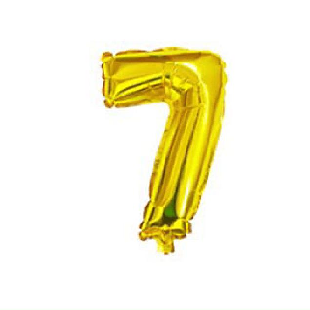 Balão Dourado 80cms