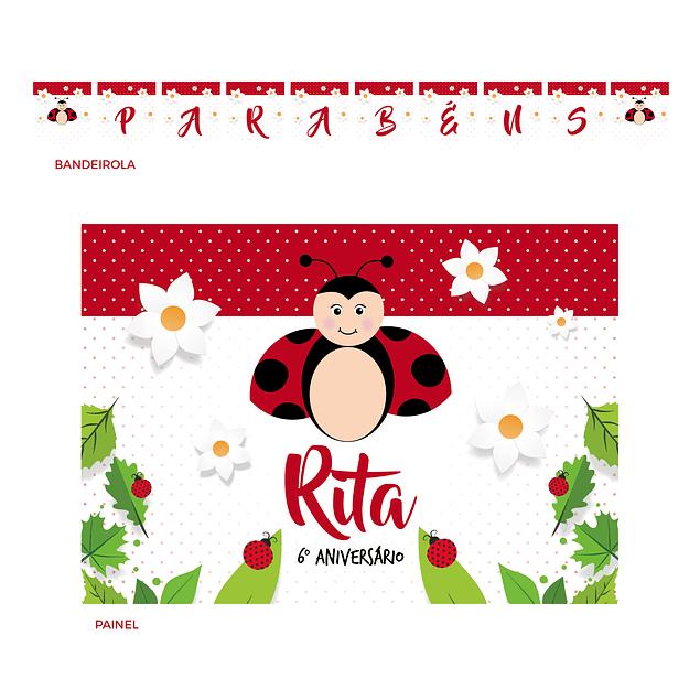 Kit Festa Joaninha