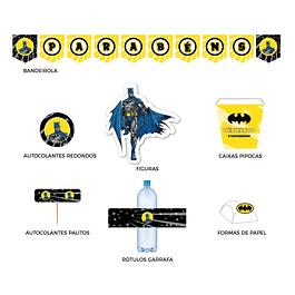Produtos Festa Batman