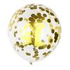 5 Balões Cofetis