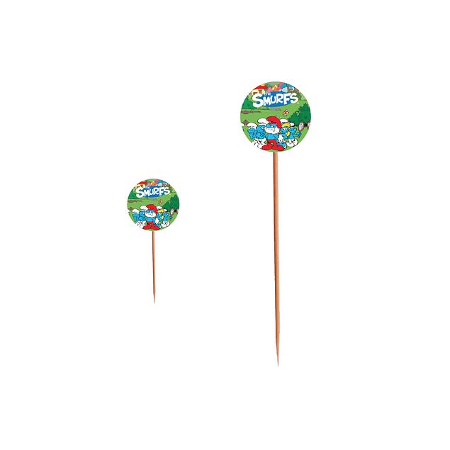 Produtos Festa Smurfs