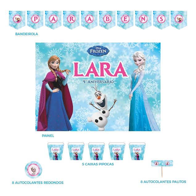Kit Festa Frozen