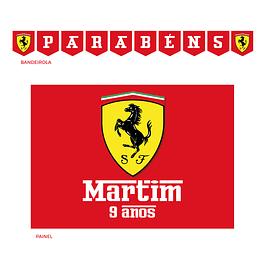 Kit Festa Ferrari