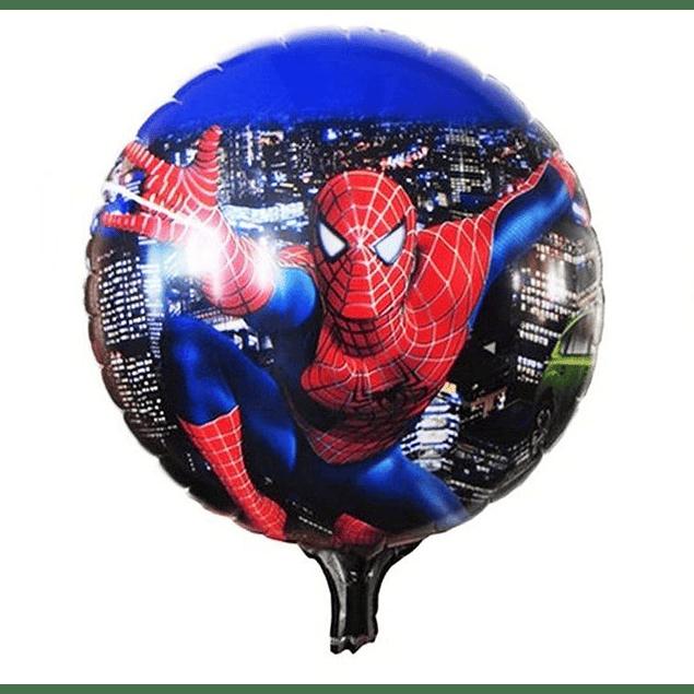 Balão Homem Aranha