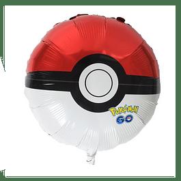 Balão Pokebola