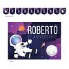 Kit Festa Astronauta