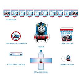 Produtos Festa Comboio Tomás