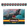 Kit Festa Jurassic Park