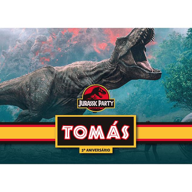 Produtos Festa Jurassic Park