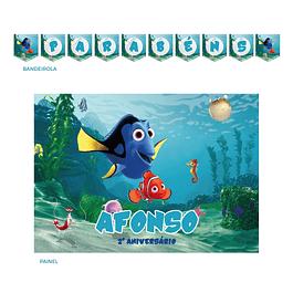Kit Festa Nemo