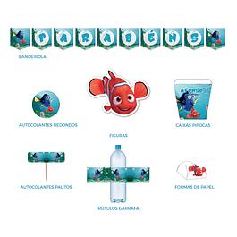 Produtos Festa Nemo