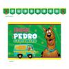 Kit Festa Scooby Doo