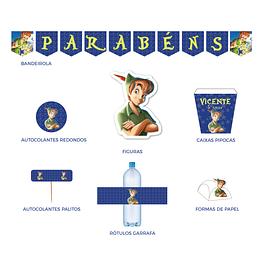 Produtos Festa Peter Pan