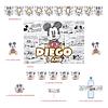 Kit Festa Mickey Banda Desenhada